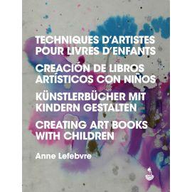 Livre Techniques d'artistes...