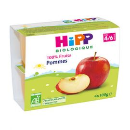 100% Fruits Pommes - 6...