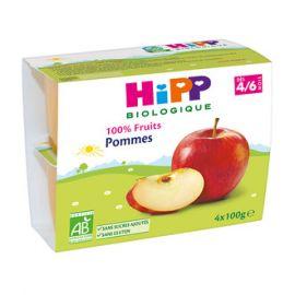 100% Fruits Pommes (Dès 4/6...