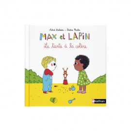 Livre Max et Lapin : La...