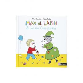 Max et Lapin : La sorcière...