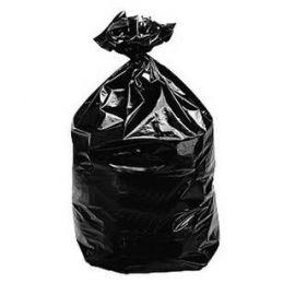 Sac poubelle 100L noir à...