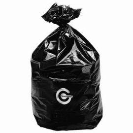 Sac poubelle 130L noir à...