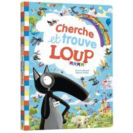 Cherche et trouve Loup - Auzou