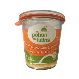 Haricots beurre aux 2...