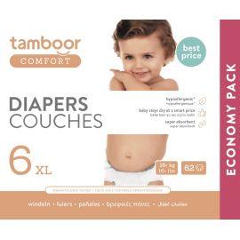 Couches Tamboor Comfort T6...