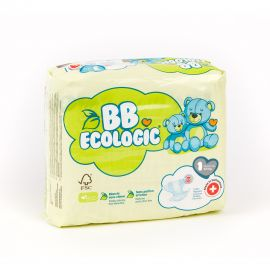 Taille 1 - 2/5kg Couches BB...