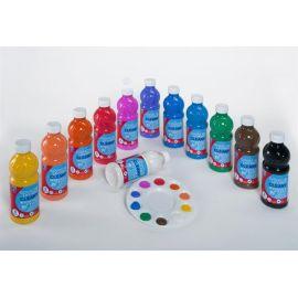 BLANC Peinture à l'eau 1...