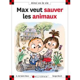 Max veut sauver les animaux...