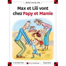 Max et Lili vont chez Papy...