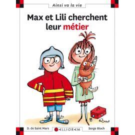 Max et Lili cherchent leur...