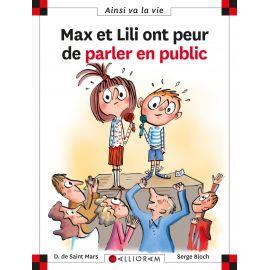 Max et Lili ont peur de...