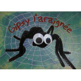 Kamishibaï Gipsy l'araignée...
