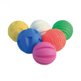 Balles tactiles - Lot de 6...