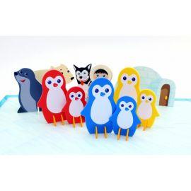 En avant les pingouins ! -...