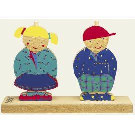 Couple Arthur & Marie -...