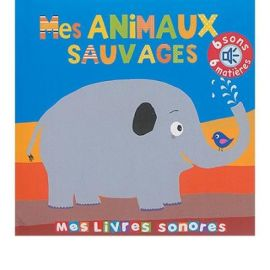 Mes Animaux Sauvages -...