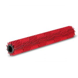 Brosse rouleau rouge...