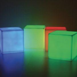 Cubes lumineux par 4 - HOP...