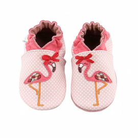 Chaussons Robeez Pink Flamingo