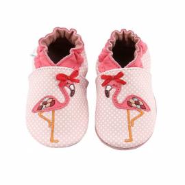 Chaussons Robeez Pink Flamingo