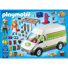 Camion de marché - Playmobil