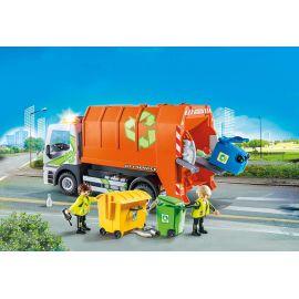 Camion de recyclage...