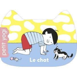 Le chat - Petit yogi -...