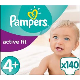 Pampers couches active fit...