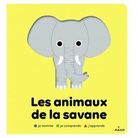 Les animaux de la savane -...