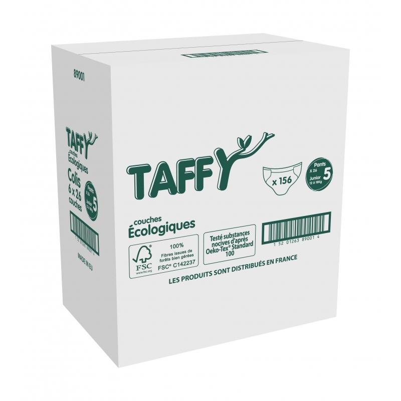 Culottes d'apprentissage écologiques Taffy Taille 5