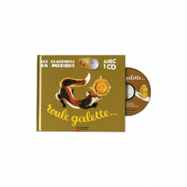 Livre CD Père Castor: Roule...