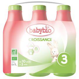 Lait Croissance Liquide...