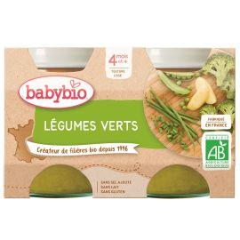 Légumes verts de nos...