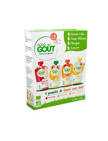 Good Goût - Variété fruits...