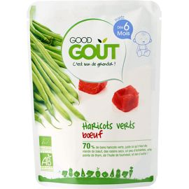 Good Goût -  Haricots verts...