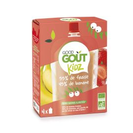 Good Goût -  Fraise banane...