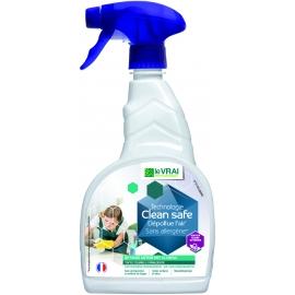 Le VRAI PROFESSIONNEL - Clean safe Nettoyant Capteur Prêt à l'Emploi - pulvérisateur de 750 ml
