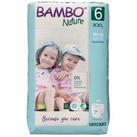 Bambo Nature Pants XL T6...
