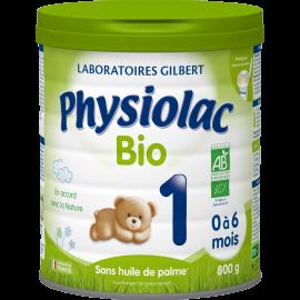 Physiolac Bio 1 - 1 boite...