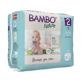 Couches Bambo Nature Mini...