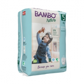 Pants Bambo Nature T5...