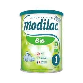 Modilac Bio 1 - boite de 800g