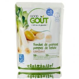 Good Goût - fondue poireaux...