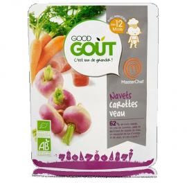 Good Goût - navets carottes...