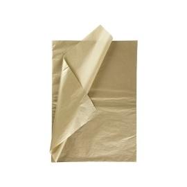 Papier de soie - Or - 50 x...