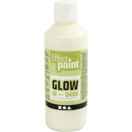 Peinture phosphorescente -...