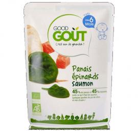 Good Goût - Panais épinard...