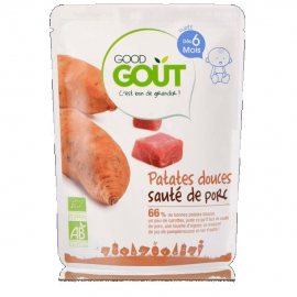 Good Goût - Patates douces...