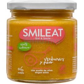 Smileat - Légumes Dinde BIO...